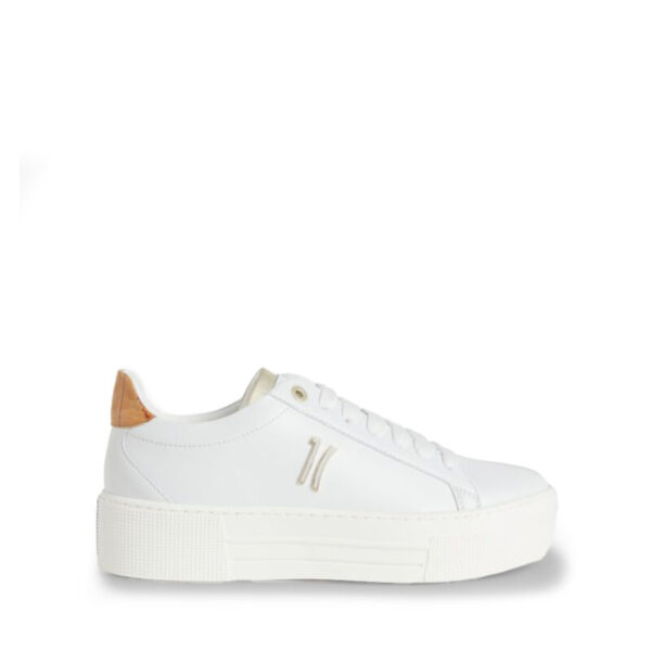 Sneakers Donna in ecopelle 1aCLASSE 1CP136201
