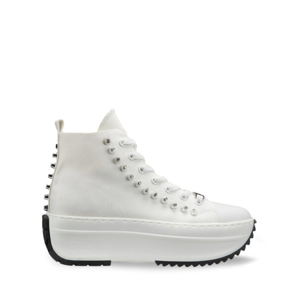 Sneakers Donna platform con borchie CULT CLW32590