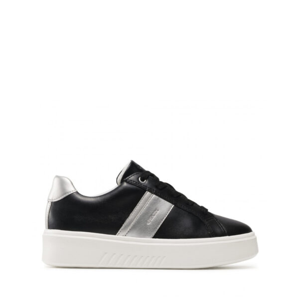 Sneakers Donna in pelle GEOX D158DB