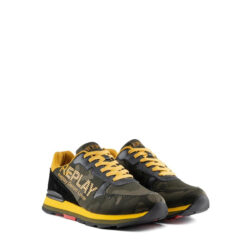 Sneakers Uomo in tessuto REPLAY RS680038T